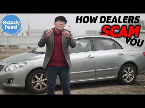 8 Things to Do Before Buying a Used Car in S'pore So You Won't be Scammed