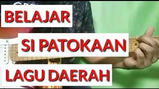 Si Patokaan Belajar Lagu Daerah Dan Chord Gitar | Eka Gunawan