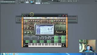 How to EDM: Riser / FX Uplifter by Sylenth1 FL Studio Tutorial / Template (+ Free FLP, Preset)