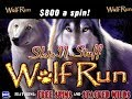 Wolf Run High Limit Slot Play $800 a spin