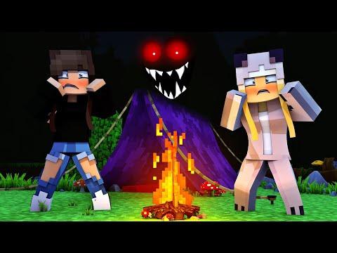1 NACHT IM HORROR FERIEN CAMP ✿ Minecraft [Deutsch/HD]