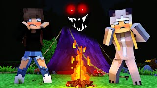 1 NACHT IM HORROR FERIEN CAMP ✿ Minecraft [Deutsch/HD]