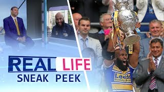 JAMIE JONES-BUCHANAN (England Rugby) - Real Life Series - Sneak Peek