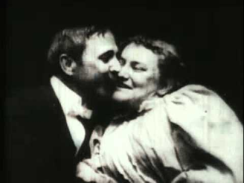 Thomas Edison: The Kiss (1896)