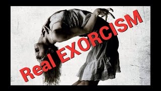 Real exorcism / demonic possession / vom Teufel besessen / Exorzismus