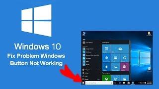 [Solve] Start menu or some windows app not working in Windows 10