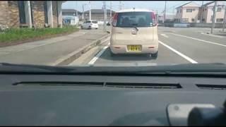 今治市山路→今治市桜井を、動画撮影しました.