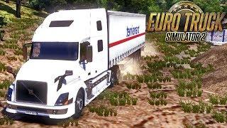 Euro Truck Simulator 2 - Estradas de Terra