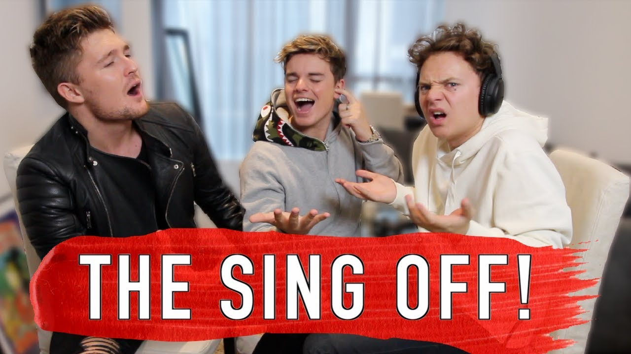 Download THE SING OFF VS CONOR MAYNARD & MIKEY PEARCE