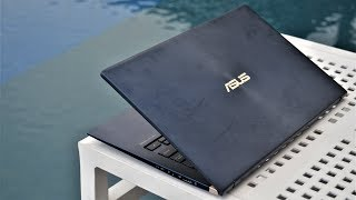 The World's Smallest 14-inch Laptop! - Asus Zenbook 14 Review