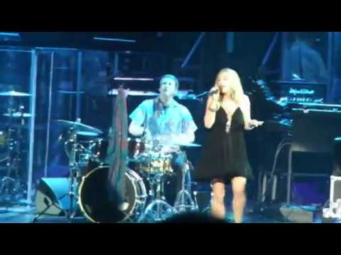 Grace Gillan, Ian Gillan, Don Airey band & Symphony orchestra in Saint-Petersburg 17.11.16