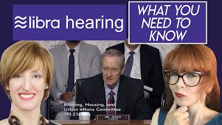 Breaking: Facebook's Libra Hearing, w/ Caitlin Long