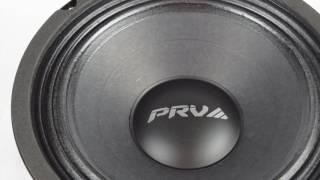 prv audio brazil 8mb450 4 8 pro audio midbass loudspeaker 225 watts rms