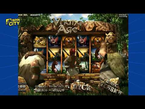 Игровой автомат - Viking Age