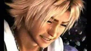 FFX Tidus Crying to Unfitting Music for 3 Minutes and 2 Seconds