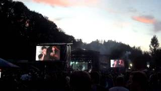 Taubertal-Festival 2011 Dropkick Murphys Barroom Hero + I´m Shipping up to Boston + T.N.T.