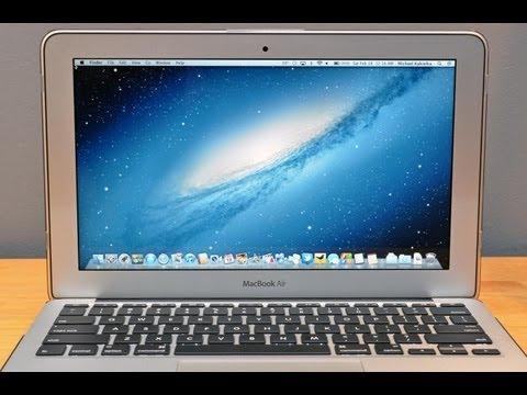 OS X 10.8 Mountain Lion: Walkthrough