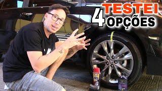 Pretinho de pneu: Qual o melhor?