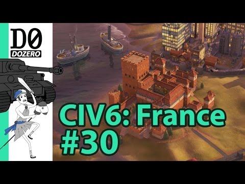 Civ 6: France - Post-War Blues #30