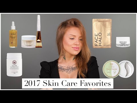 2017 Skin Care Favorites | Vegan & Cruelty Free