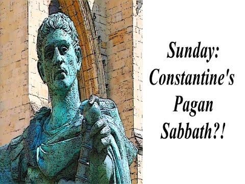 Practical Catholicism: Did Constantine Change the Christian Sabbath?