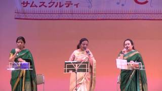 Hachevu Kannada deepa- Samskruthi Musical Spring Concert 2015 Tokyo, Japan