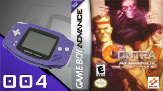 Contra Advance: The Alien Wars EX [004] GBA Longplay/Walkthrough/Playthrough (FULL GAME)