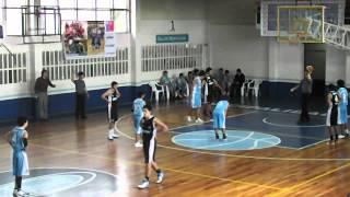C.D Carahue v/s A.B Temuco Ñielol, V Fecha Libsur Saesa 2012