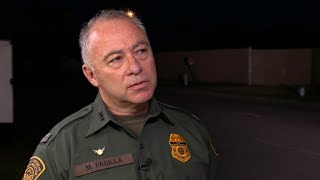 "Border patrol official on ""zero tolerance"": ""We created this situation by not doing anything"""