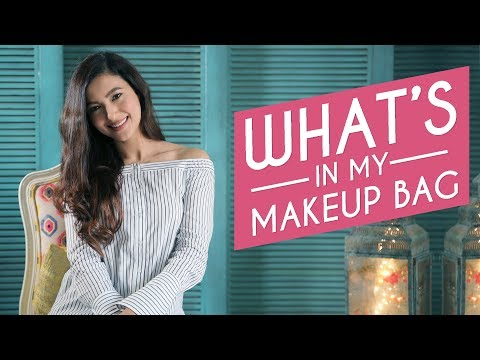 What's in my Makeup Bag? | Gauahar Khan