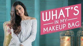 Whats in my Makeup Bag  Gauahar Khan