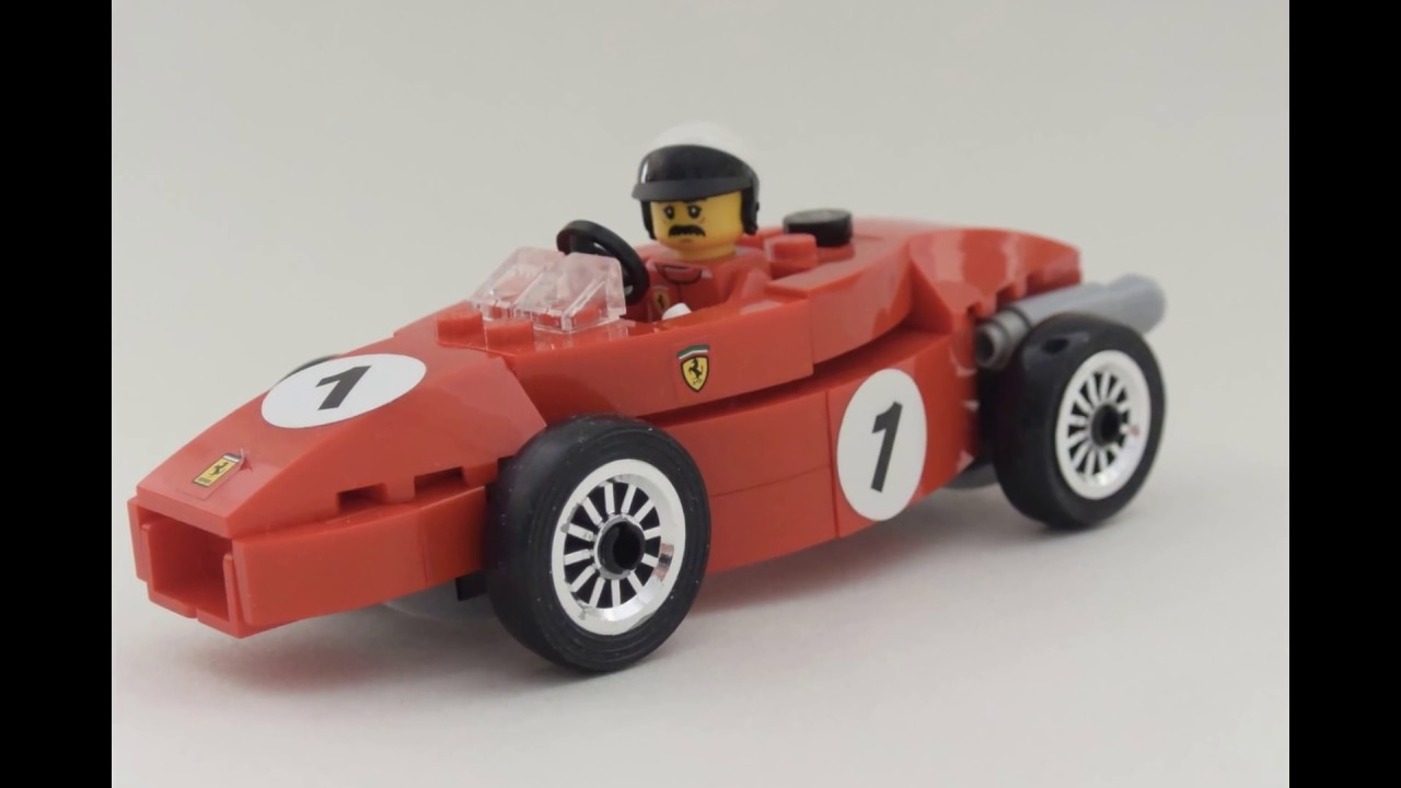 speed champions 2018 how to make a lego ferrari classic. Black Bedroom Furniture Sets. Home Design Ideas