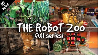 The Robot Zoo FULL SERIES (15 minutes with 4 animal questions)