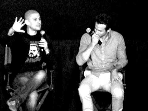 Ryan Reynolds and director Rodrigo Cortés Q & A @ Buried Screening in Chicago 9/15/10