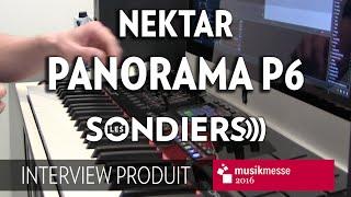 [MESSE 2016] Nektar Panorama P6