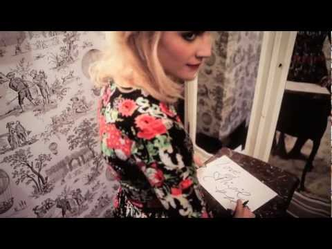Pixie Lott for Rock 'N Rose Collection - Behind The Scenes