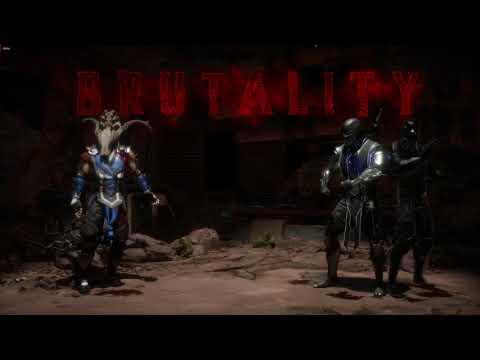 Mortal Kombat 11 Secret Brutalitie (Секретное бруталити)