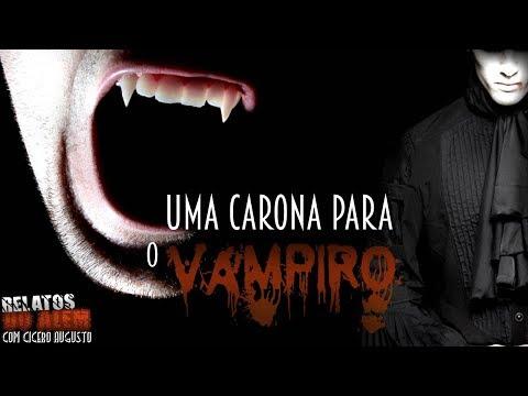 Uma Carona Para O Vampiro - Relatos Do Além Com Cicero Augusto