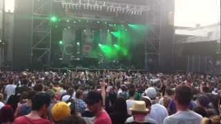 CRO - Wir Waren Hier (The Passanger) @ Arena Wien 4.7.2012