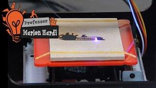 Review  #1   Gravadora a Laser NEJE DK 8 KZ thumbnail