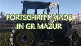 Prezentacja #2 Fortschritt 323A - made in GR MAZUR