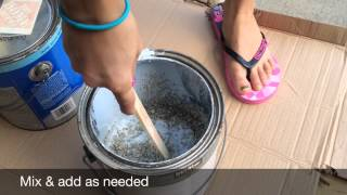 How To Dry & Dispose of Paint