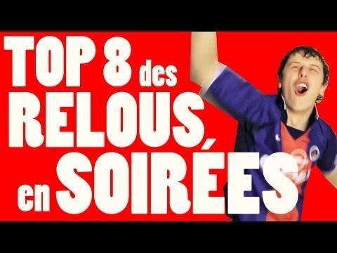 NORMAN - TOP 8 DES RELOUS EN SOIRÉES