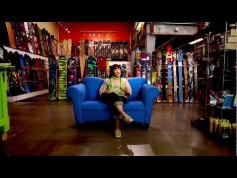 Evo's Atsuko Tamura Is A Local Celebrity In Columbia Bank Commercial