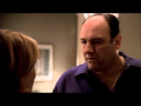 Tony and Carmela Second Best Fight Ever - Whitecaps 4.13 The Sopranos PART 1