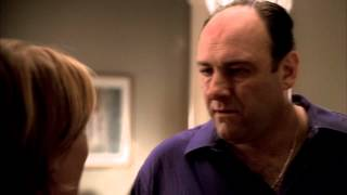 Tony and Carmela Second Best Fight Ever - Whitecaps 4.13 The Sopranos PART 1