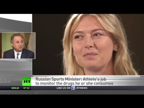 Inconsistent drug ban lists make athletes fall into trap - Russian Sports Min on Sharapova scandal