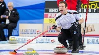 CURLING: SUI-DEN Euro Chps 2013 - Men Semi Final