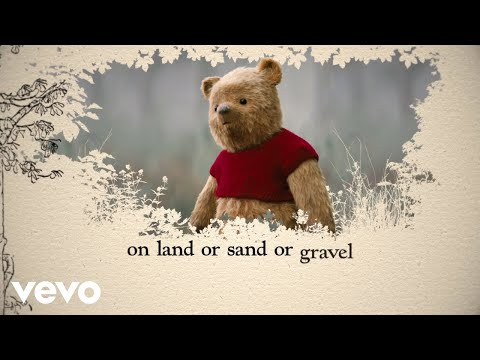 "Goodbye, Farewell (From ""Christopher Robin""/Official Lyric Video)"