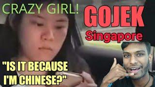 Singapore Gojek driver accused for \